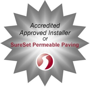 SureSet approved installer logo