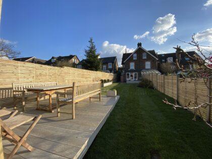 Millboard deck Reigate