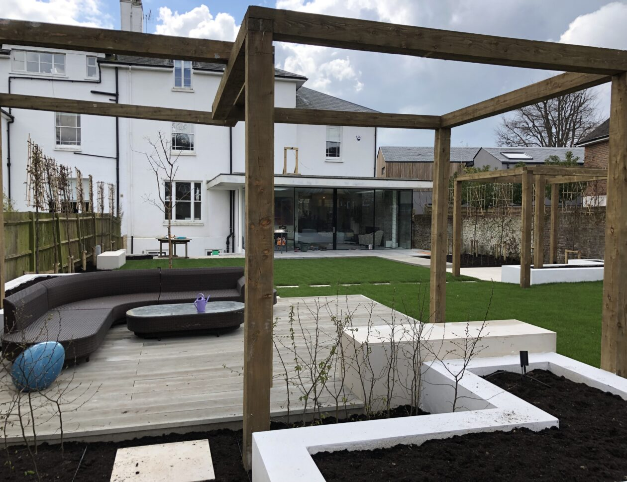 Reigate landscaping