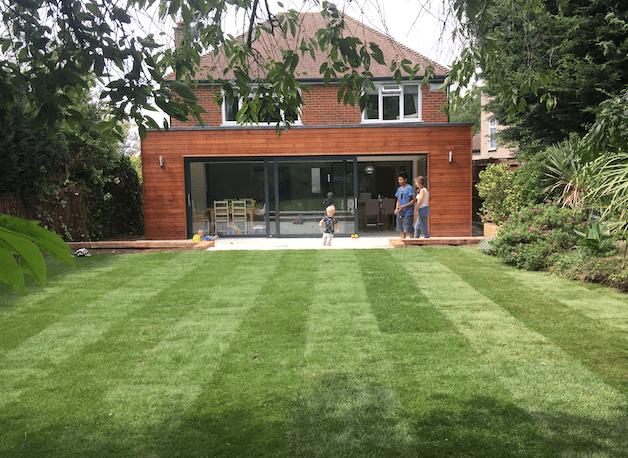 New lawn Cheam
