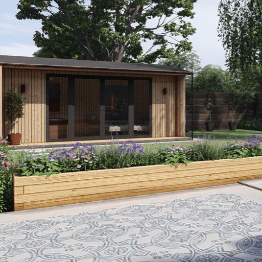 3D garden design Woking