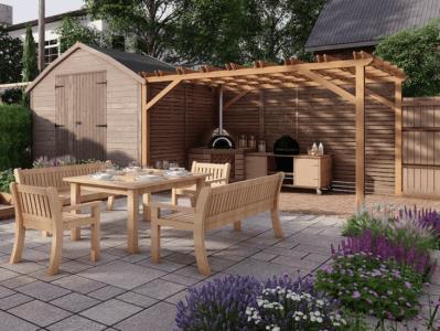 3d garden design Surrey