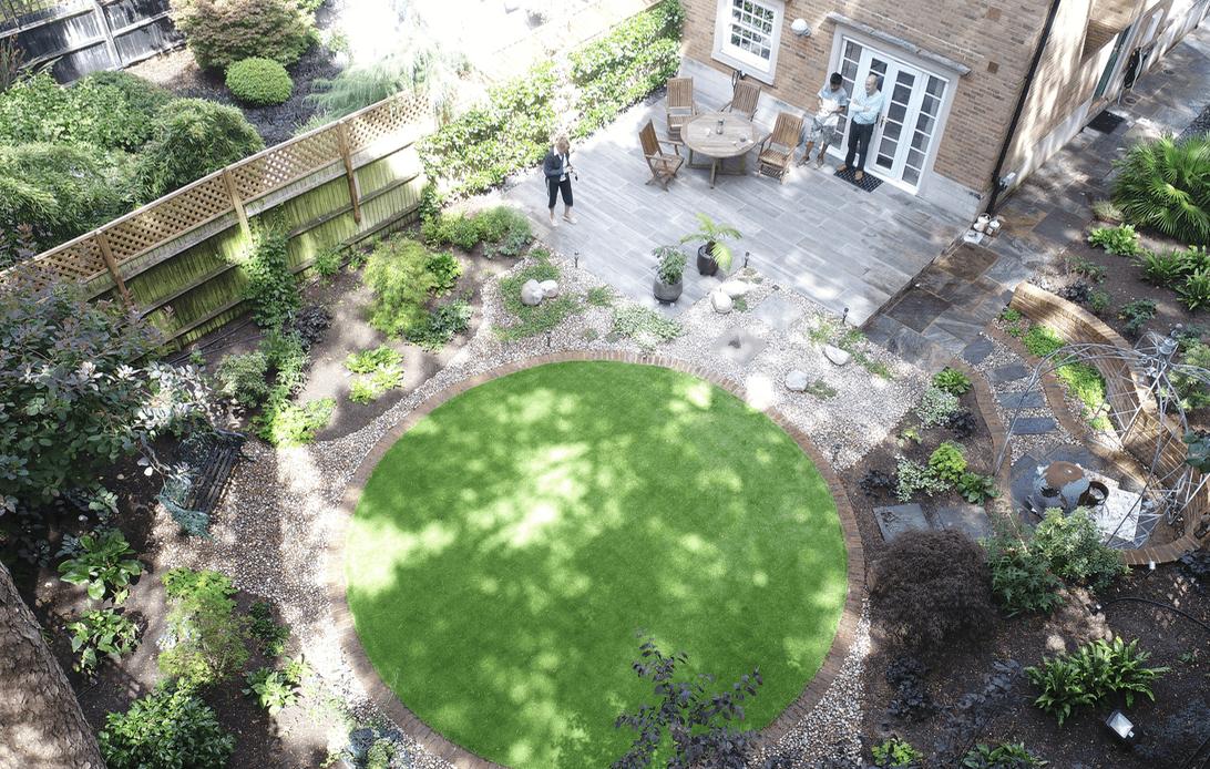 Landscaping in Weybridge